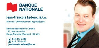 J-F Ledoux BNC | Finance et Assurances