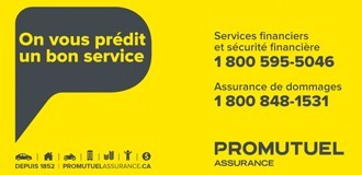 Promutuel | Finance et Assurances