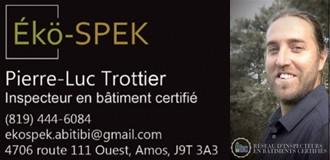 Éko-SPEK | Inspecteurs en bâtiment