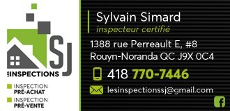 Inspection SJ | Inspecteurs en bâtiment