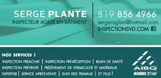 INSPECTIONS-V.D. | Inspecteurs en bâtiment