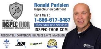 Inspec-Thor | Inspecteurs en bâtiment
