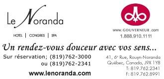 Le Noranda | Hébergement