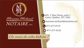 Mariane Michaud | Notaires