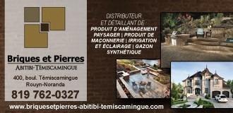 Briques et Pierres Abitibi-Témiscamingue | Décoration-Rénovation