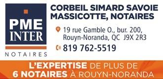 PME INTER Notaires Corbeil Simard Savoie | Notaires