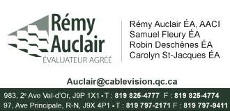 Rémy Auclair | Évaluateurs agréés