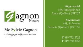 Me Sylvie Gagnon notaire | Notaires