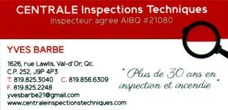 Centrale Inspections Techniques | Inspecteurs en bâtiment